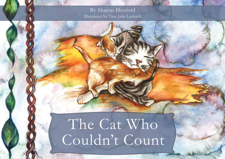 The cat who couldn't count by Sharon Hosford