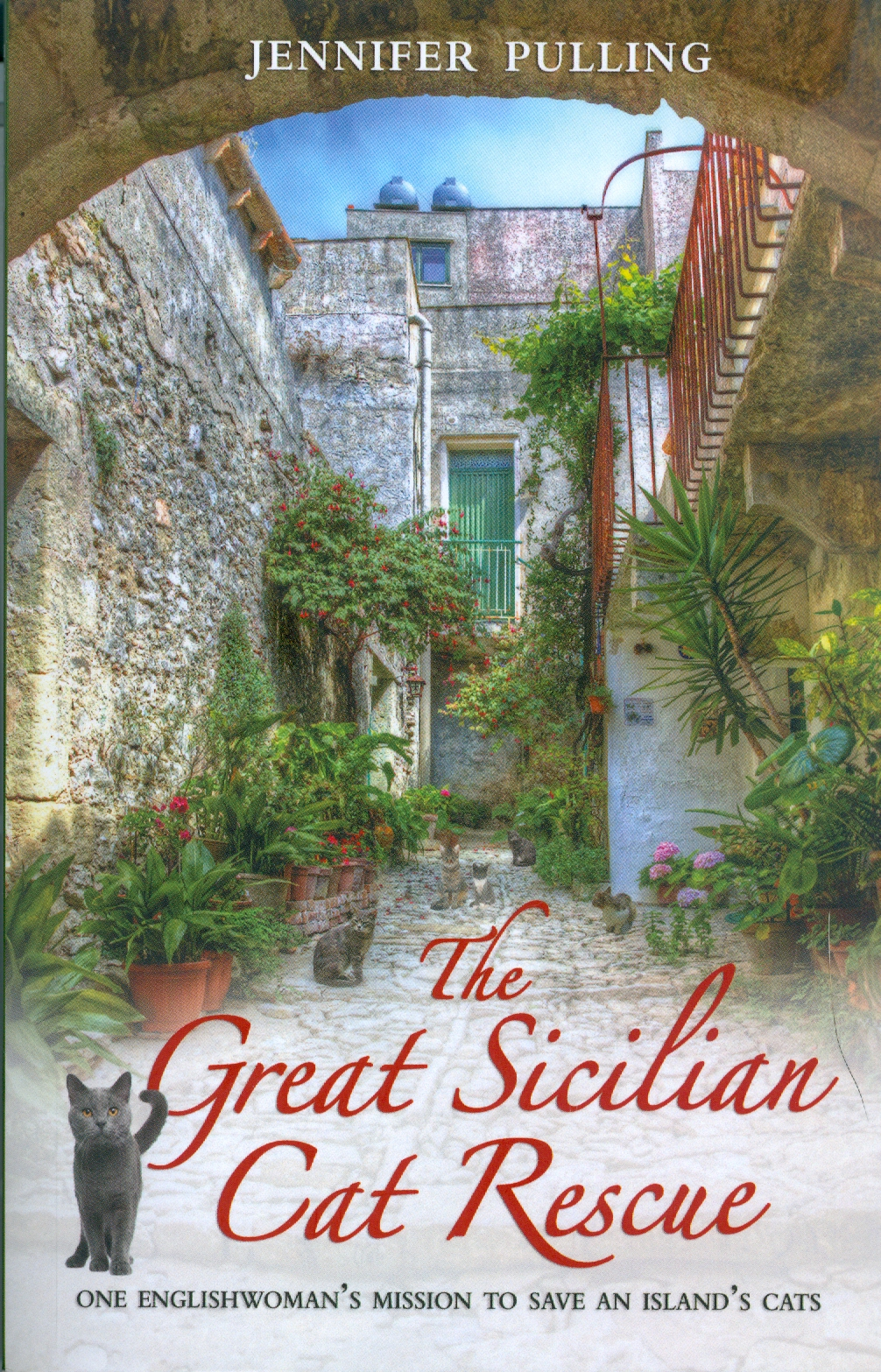 The Great Sicilian Cat Rescue by Jennifer Pulling