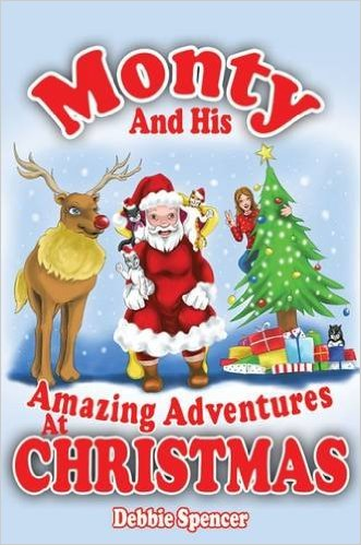 Monty and his amazing adventures at Christmas