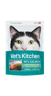 Vet's Kitchen Salmon complete cat food